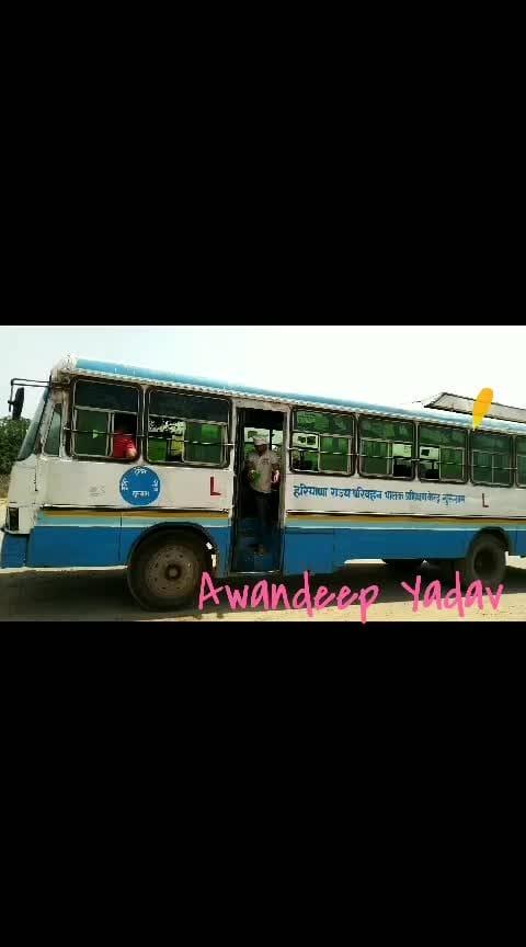 Haryana ki Shan Haryana Roadways