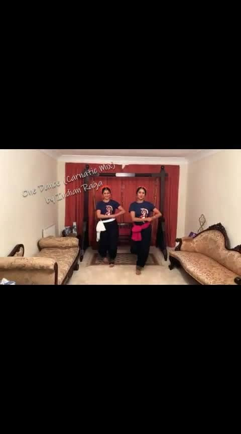 song :one Dance (drake)  #bollywoodactor #bollywooddance  #roposo #beats #roposobeats  #dance  #india-punjab #indiandancer  #classicaldance #ondance #sisiter #sister-bonding #raga #bollywoodcomedy #pakkogujrati #beats