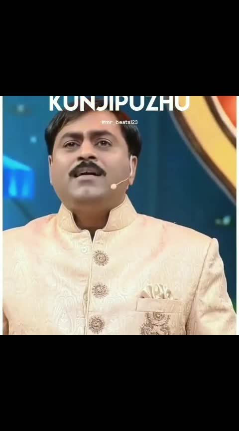 kunjipuzhu💓😂😂😂 . . . #malayalam #malayalamcomedy #comedy #comedyvideos #comedysong #funny #funnysong #funnyclip #funnyclips #fun #malayalamfun