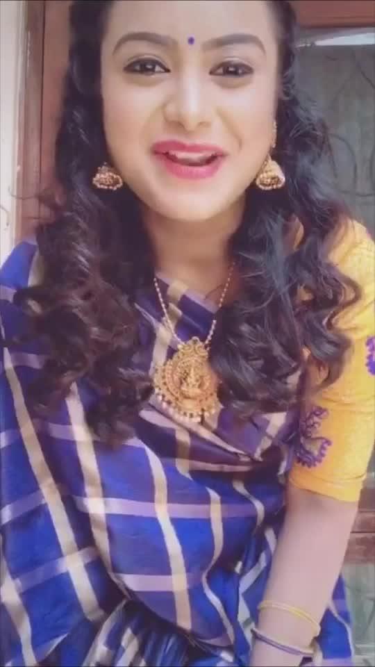 #blooper #dance #kotteykannukottey #sharanyajanjam #actress #act #shoot #shot #fun #love #comedy #tiktok #insta #roposo #trending #roposostars #earncoins #money #hot #saree #traditional