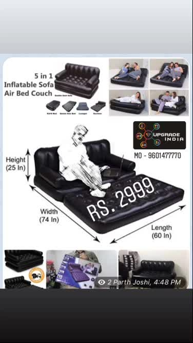 #sofa #furniture #airsofa #sofacumbed