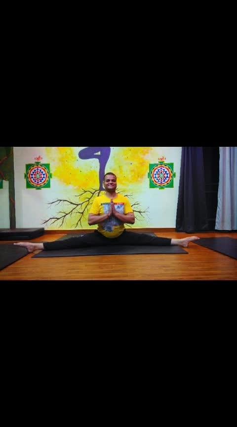 Sadhak Anshit Yoga Classes #yoga #yogapose #trendeing #yogapractice #fitness #motivational #healthyliving #roposo #yogamotivation #meditation #poses4you #indian #spiritual #song #natural-look #yogalover #sadhakanshit