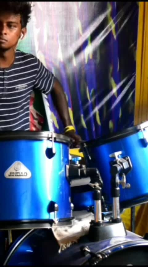 #natpey_thunai #roposo-music #drums-of-heaven #passionforlife #roposo-music #roponess
