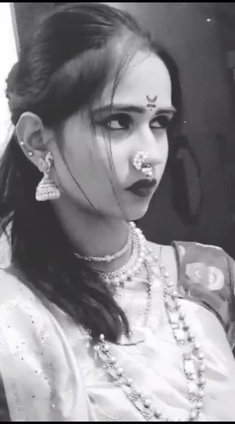 #marathiactress #marathimulgi #kachallat #oldmarathisongsstatus #ropo-marathi