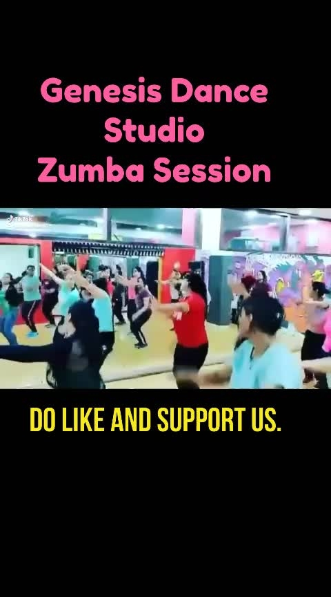 Genesis Zumba Session : complete video on YouTube channel Andrew Dungel  #roposofitness #roposo #beats #workoutmotivation #roposo-fitnation #roposo-genesis
