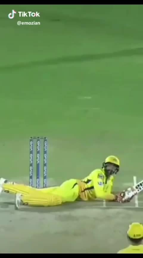 what a six #sir #jadeja_sir #csk_fan #dhoni-csk #fight #roposo-comedy