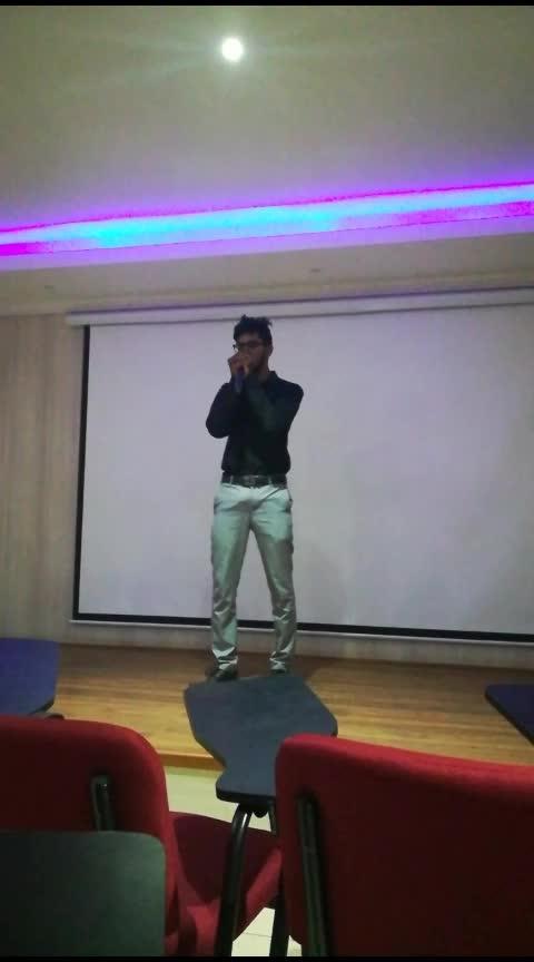 🔥 Formal beatbox 😎 #beatbox #roposo #formals #swag