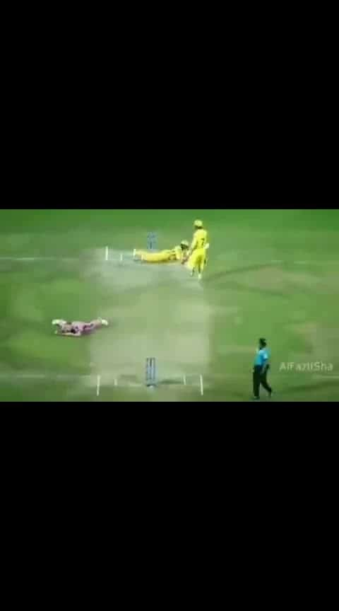 Mahi luv 💛#dhoni-csk #csk_fan #cskians #roposo-tamil #30secvideostatus #roposo-comedy #tamil30secstatus #funnylove