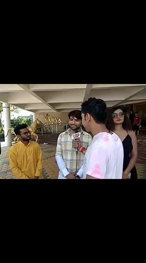 #befaam #gujaratimovie #promotion #actorslife #struggle #good-time #roposo-good #filmistaanchannel