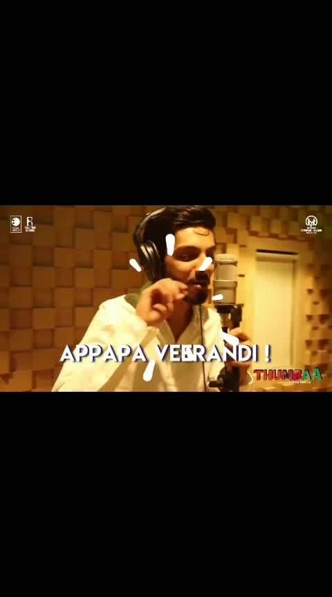 #thumba #anirudhravichandar #aniruthmusic #roposo-beats