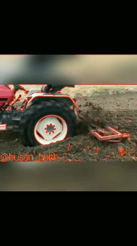 #roposo #tractor #jattlife #roposo-users #punjabi #pandu