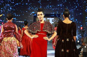 #IFF #International_Fashion_Fest  #DrAjit_Ravi_Pegasus  #Pegasus_Global #Pegasus #Steffi #Ivory_Needle