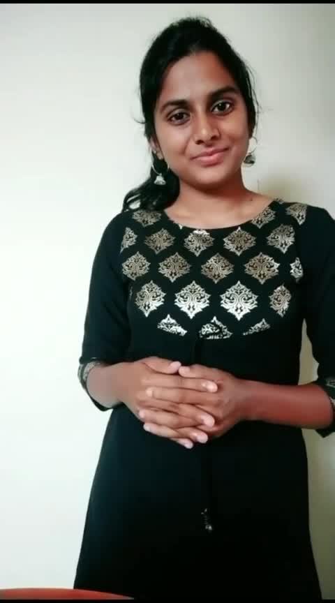 Porukki 😝 #roposo #roposo_tamil #roposo_raisingstars #roposostar #indhu #andbeyond #cbe