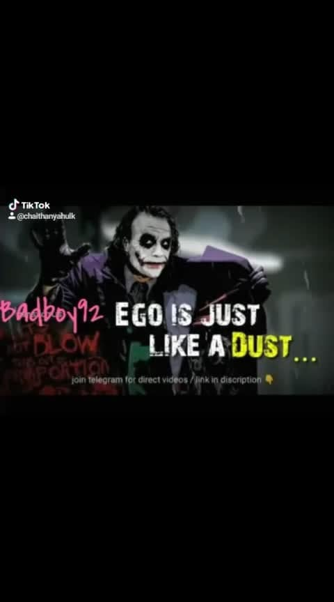 #jokerandwitch #attitude