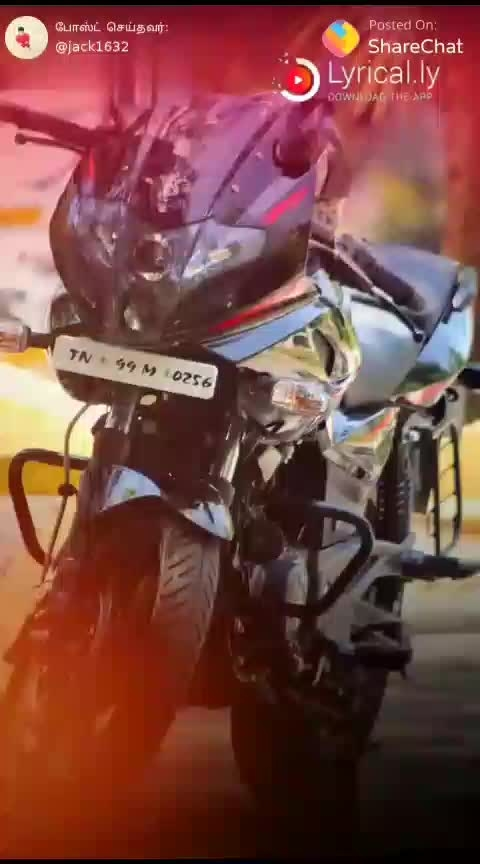 my dream bike...😎😍 #biking#bikelover#whatsnew#favouritefriends#sama#rider pulsar220😍😍😍😍😍😍😍 monsterbike #sammafeel#amazeee#semafeeling#whatappsstatus#whatappsstatuslyrics#enjoyement#facelook#nicelookingdance#instagramersgallery#bikelovers#samanthabee
