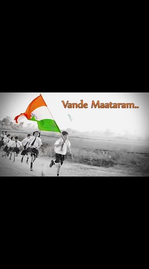 #vandemataram