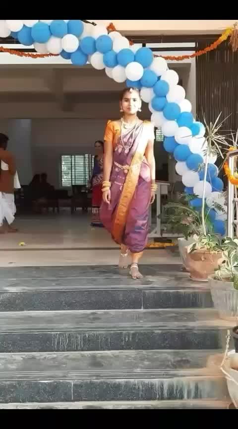 #collegefest #kannadathi #featureme #risingstar #roposostar #flimistaan #kannadasong #hahatv #roposo-kannada