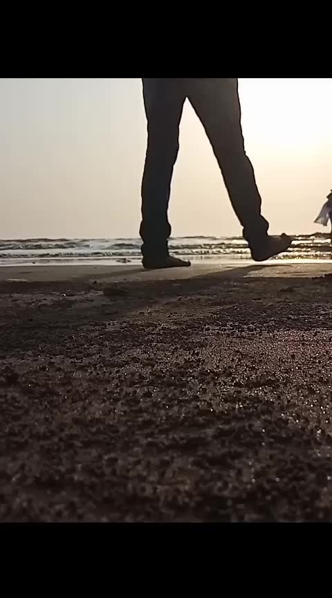 mere mehboob...  #love  #alone  #nature  #nolove  #sea #sun #sunset_pics #sunset_vision #roposo-ve #videoftheday #instavid #beachlife #fashion #sad #sad-moments #sadness_overloaded #feelalone #nooneisperfect #first-time
