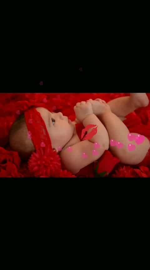 My baby #babypink #cute-baby #babysitting #babycute #baby #cuteness-overloaded #1millionaudition