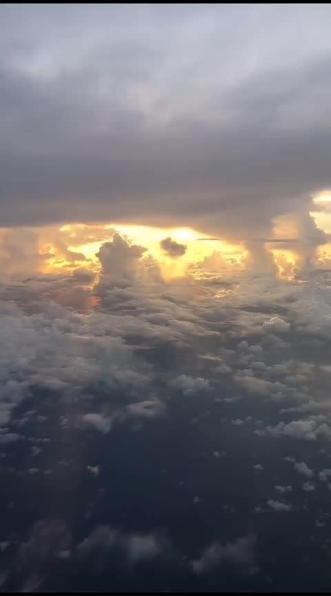 #clouds #song #englishsong #english #haha-tv #roposo-haha #roposo_funny #fun #funny #filmygyaan #photography #fly #flying #airplane #like #like4like #love #world