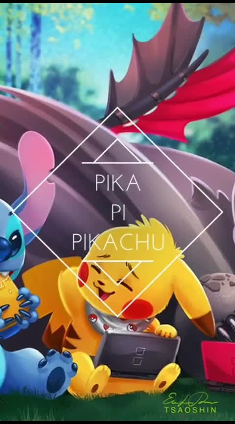 #pikachu #pokemonlove