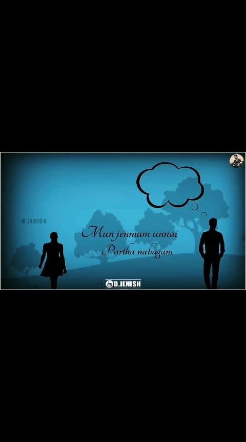 #muttumuttu  #lovesong  #TamilHits #TamilSong #D_Jenish #Jenish
