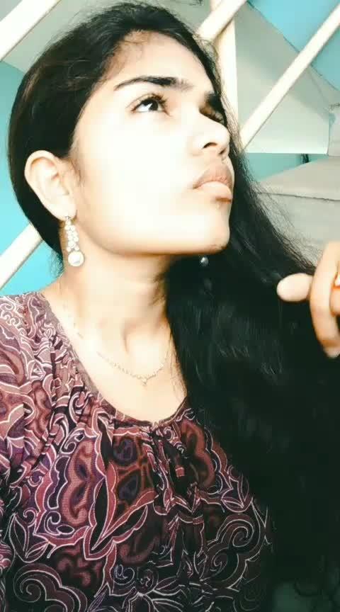 Enduko emo 😍😍 #jeeva #karthika #rangam #favsong #favmovie #telugu #acting #expressions #song #featureme #featurethisvideo #dramebaaz #roposostar #roposo