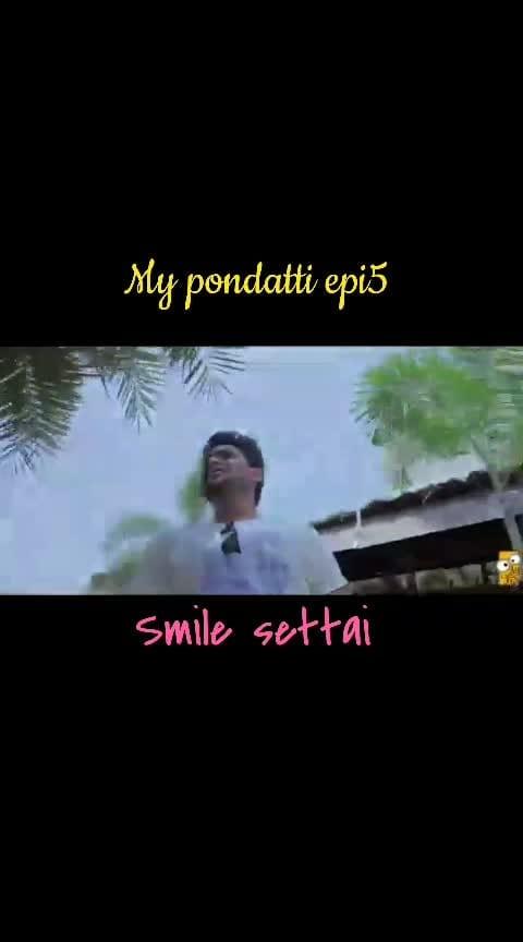 my pondatti epi5 #smilesettai #webseries #youtubechannel