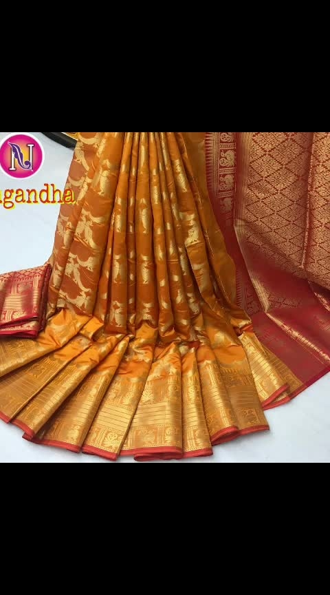 *New Indian Traditional Patan patola style*  🔵 *NNC- Sugandha* 🔵  *Material*:-  Cotton Silk & Soft Patola  *Blouse*:- Running(contrast colour blouse)Pallu colour is blouse colour  *PATOLA WITH CONTRAST RICH PALLU AND  contrast colour BLOUSE*  Quality Assured.  BOOK UR ORDER FAST  🧡🧡🧡🧡🧡🧡🧡🧡🧡🧡vrs