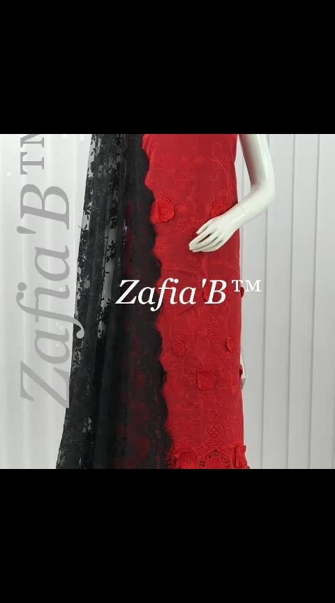 Zafia'B  ORIGINAL PAKISTANI  COTTON LAWN SUITS WITH 3D  WORK  EMBROIDERED FRONT -BACK   EMBROIDERED TROUSER  WITH HEAVY DUPATTA  NOTE: THESE R ORIGINAL PIECES WITH VERY FINE QUALITY   🎀🎀🎀🎀🎀🎀🎀🎀🎀🎀mil