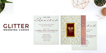 Beautiful and custom wedding invitations!! We at 123WeddingCards specialize in glitter wedding invitations, elegant wedding invitations & calligraphy wedding invitations! Order your sample today: https://www.123weddingcards.com/glitter-shine-wedding-invitations  #glitterinvitations #glittershineinvites #glitterweddingcards #elegantweddinginvites #calligraphy #custominvitations #customcardsdesign #123WeddingCards