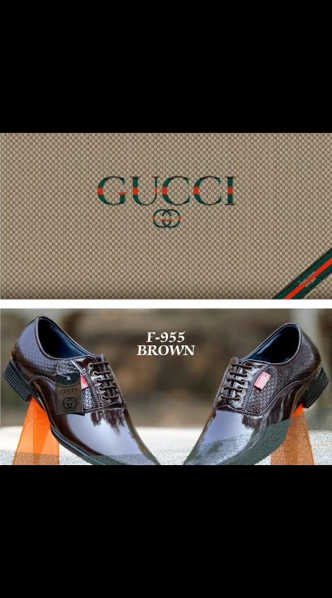 *ReStocked*  *GUCCI PATENT SHOE*🤟🏻  Very Fine Comfort🔷 Fit n Fine QUALITY♦ AwEsOmE Finishing👌 😇 Size :- *6 to 10*  *BRANDED BOX*🔊🔊 Cazm