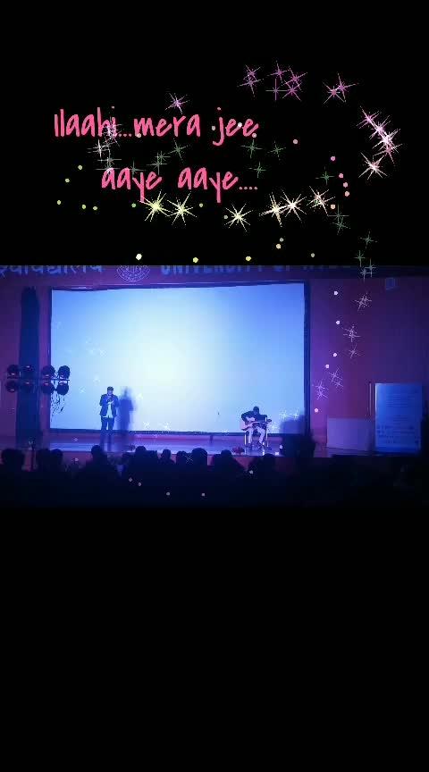 #ilahi 💗 #arijit singh #roposo #roposo_india  #myownvoice #featureme  #roposo_stars #featurethisvideo