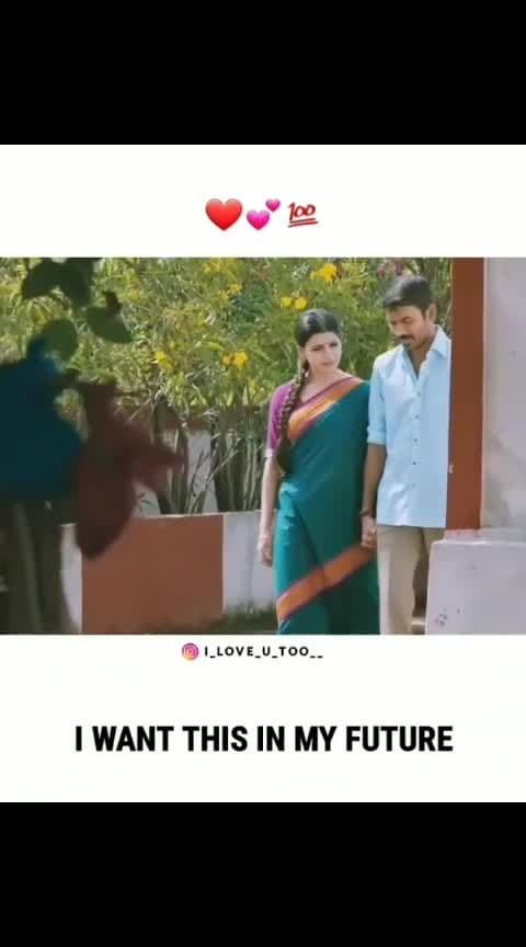 #part_2 #samantha_akkinenni #dhanushfans #navamanmadhudu #futuregoals #love----love----love ❤️😍