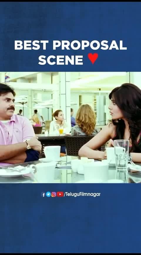 Best Proposal Scene ♥ #attarintikidaredi #samantharuthprabhu #trivikram #roposolove #trendeing #roposo-wow #roposo-beats #roposo-beats