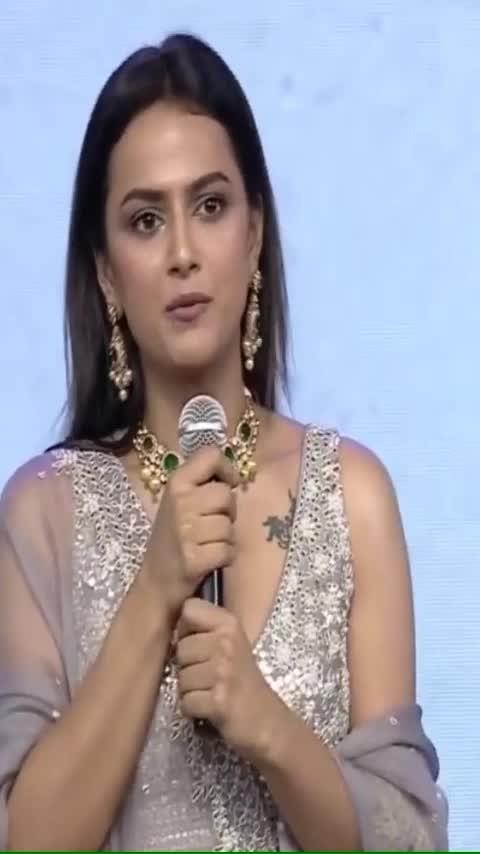 #shraddhasrinath funny speech