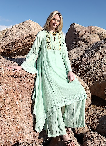 Pinnacle's gypsy summer collection, take yours this season casual look to the next level. Make their easy to wear pret style all yours. . . Just perfect for your summer resort wear & uplift your casual wardrobe!!! Do visit us at Deval The Multi Designer Store!!! For more details please call /whatsapp us +91 98984 22000 #devalstore #ahmedabad #designerstore #womenswear #clothingstore #ss19 #springsummer #summerwear
