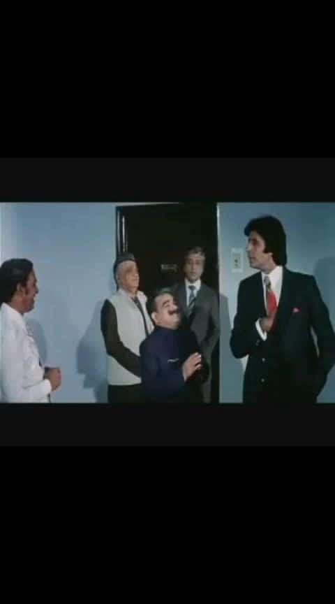 Muche Ho tho Nathulal Jaise hoo #sharabi #dialouges #hitdialouge