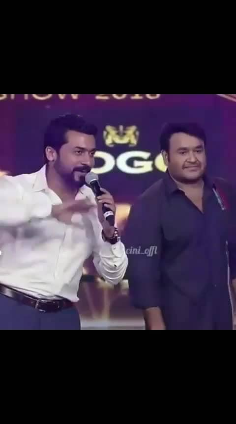 Suriya With Mohanlal nd Mamooty