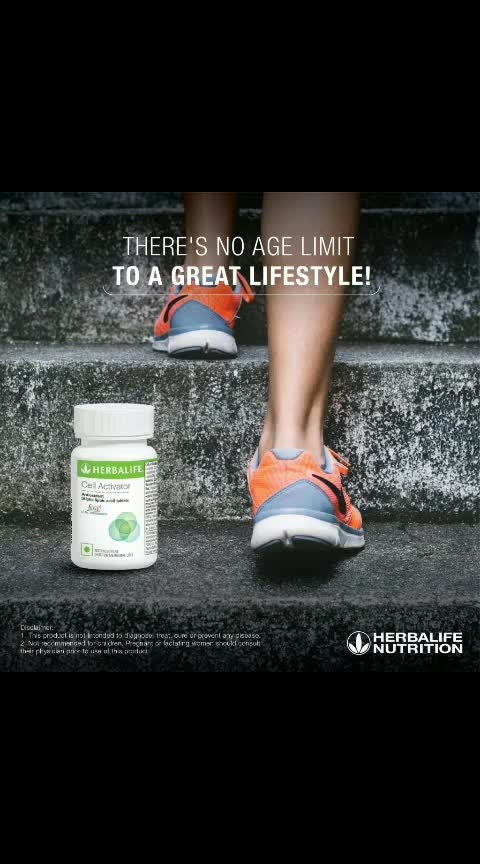 Powerful anti-oxidants and select botanicals come together to help you tackle aging. Herbalife Nutrition's Cell Activator contains alpha-lipoic acid (ALA), a known antioxidant. Antioxidants fight against free radicals, help support general well-being and healthy aging.  #Discover the details at http://bit.ly/2Gopnb6  #HerbalifeNutrition  #goodhealth  #healthyyou  #Antioxidants #Consultwithdrpranayurdiet 90672 90682