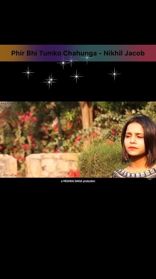 Phir Abhi Tumko Chahunga #phirbhitumkochaahunga #arijitsingh #arijit #roposobeats #risingstar #indiansingers #singing #singer #roposomusic #music #musician #guitars #musicvideo #tseries #bollywood #hindisongs #songs #beat