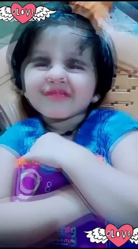#mujhe_yad #cuteness-overloaded #sweetsmile