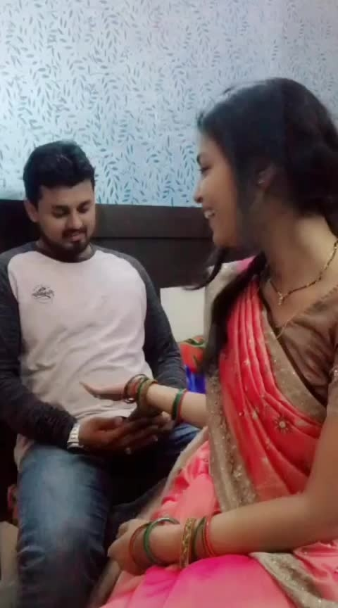 best married couple #marriedlife #bhabhi