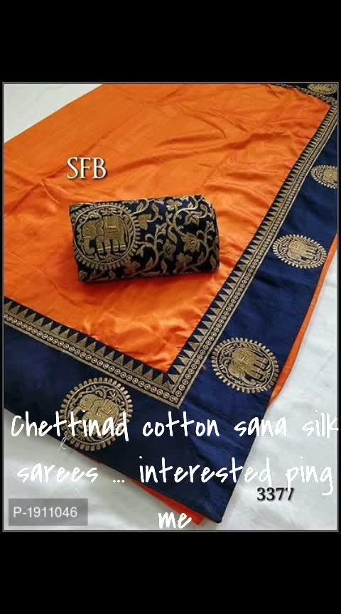 #chettinad cotton sarees #sana silk sarees #bazaar #exclusivecollection