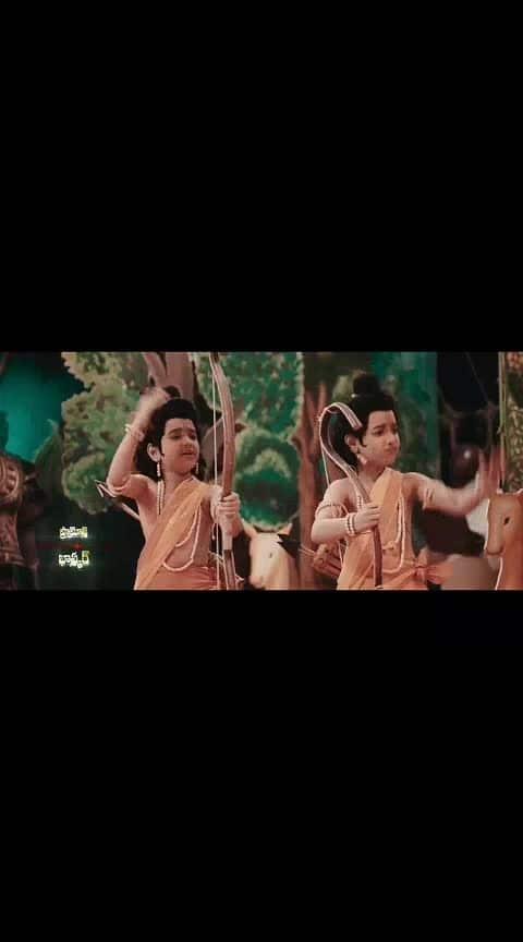 yuddhaniki rammanandi mee #sri_rama_prabuvuni  #jai_lava_kusa #ntr #best_whatsap_status