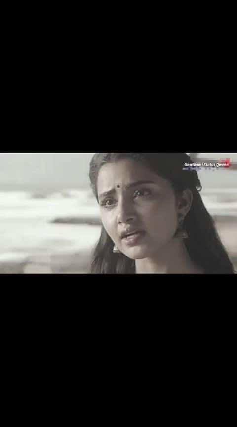 #vunnadhiokatezindagi #ram #anupamaparameswaran #whatsapp_status_video #sad_whatsapp_status