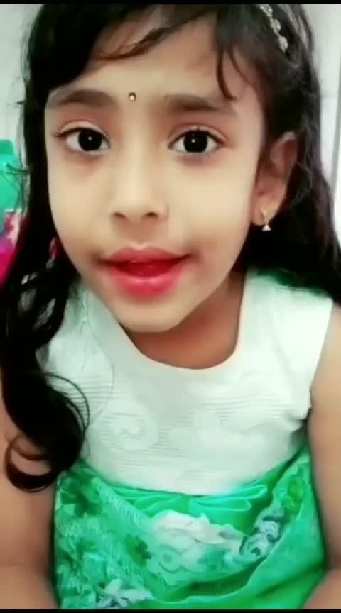 She's vere level bro 😉😍 #malayalam #lipsync #veralevel #roposostar #roposotv #roposoness #laasya #littlegirl #girlslikeyou #malayalamsongs