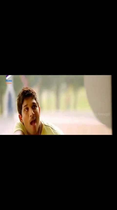 #alluarjun #shaam #saloni #sruthihassan #racegurram #lovescene #videoclip #whatsapp-status