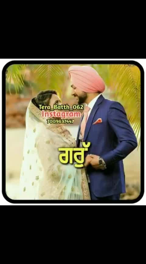 😉😉 #punjabiwaychannel #couplegoals #couplelove #filmistaanchannel #punjabisong #punjabivideos