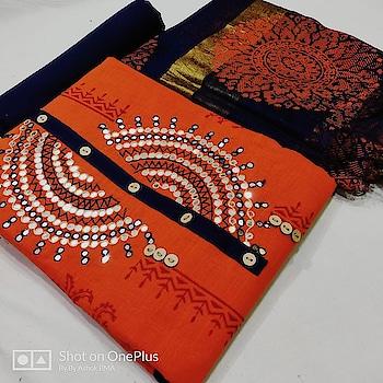 MAHIKAA COLLECTIONS LAUNCHES online selling of WOMEN FABRICS. BUY DIRECTLY FROM US USING PAYTM / BANK TRANSFER CONNECT WITH US AT info@mahikaa.in or WhatsApp : 7984456745.  Summer Special Cotton Mix Match suits.. Fabric only (2.5 mt kurta  2 mt salwar , 2.2 mt dupatta)  #saree #fashion #sareelove #sareeblouse #sarees #india #indianwedding #onlineshopping #indianfashion #indian #lehenga #indianwear #love #wedding #ethnicwear #style #traditional #silk #ethnic #mumbai #sareefashion #designer #fashionblogger #silksaree #beautiful #kurti #bollywood #handloom #instagood